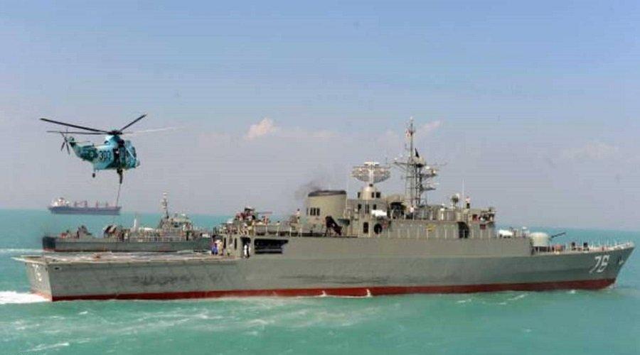 إيران تؤكد عزمها إرسال سفن حربية قبالة السواحل الأميركية