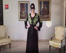إليكم آخر تصاميم القفطان المغربي مع صوفيا الحرايشي