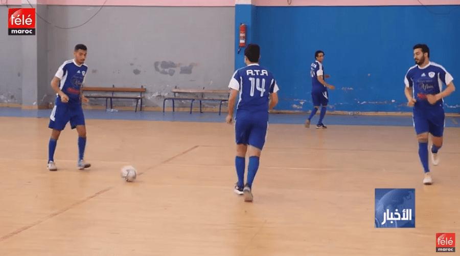فريق توسكانا لكرة القدم داخل القاعة.. صدارة و صعود للقسم الشرفي دون خسارة