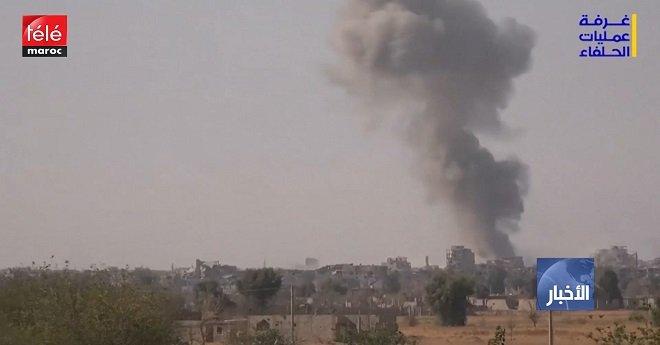 سوريا..الأمم المتحدة تعرب عن قلقها إزاء سلامة 20 ألف مدني نزحوا في دير الزور