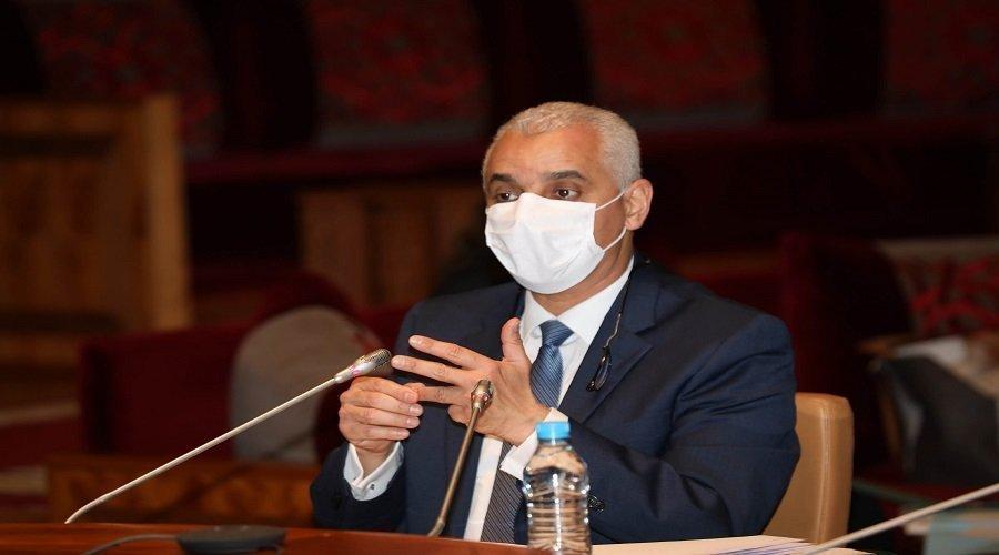 وزير الصحة يوضح أسباب تزايد عدد الوفيات بكورونا في المغرب