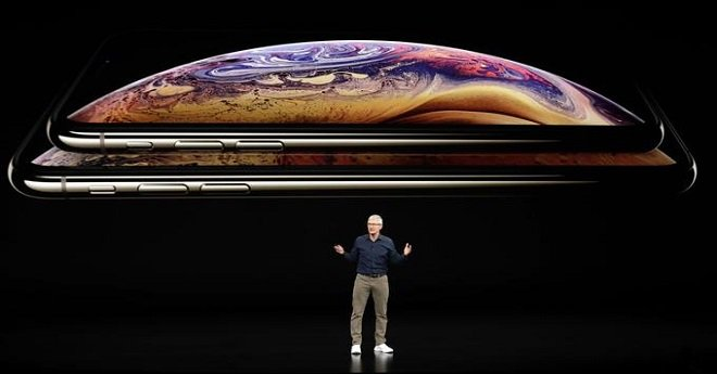 أبل تكشف النقاب عن أحدث منتجاتها.. 3 هواتف أكبر وساعات مفيدة للصحة