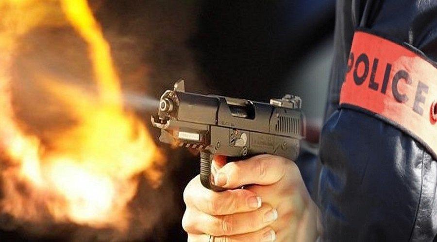 إطلاق النار لإيقاف مجرم بالقصر الكبير هدد الشرطة بسيف