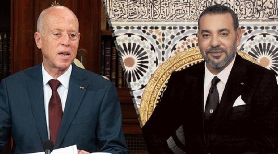 الملك يهاتف الرئيس التونسي لهذا السبب