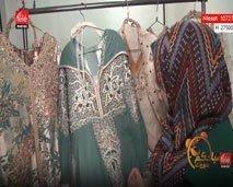 ليلى الصقلي تصمم القفطان المغربي بأجمل التفاصيل