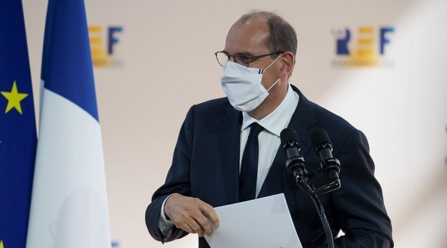 رئيس الوزراء الفرنسي : لن نوقف حياتنا الاجتماعية والاقتصادية والثقافية بالرغم من ارتفاع الإصابات