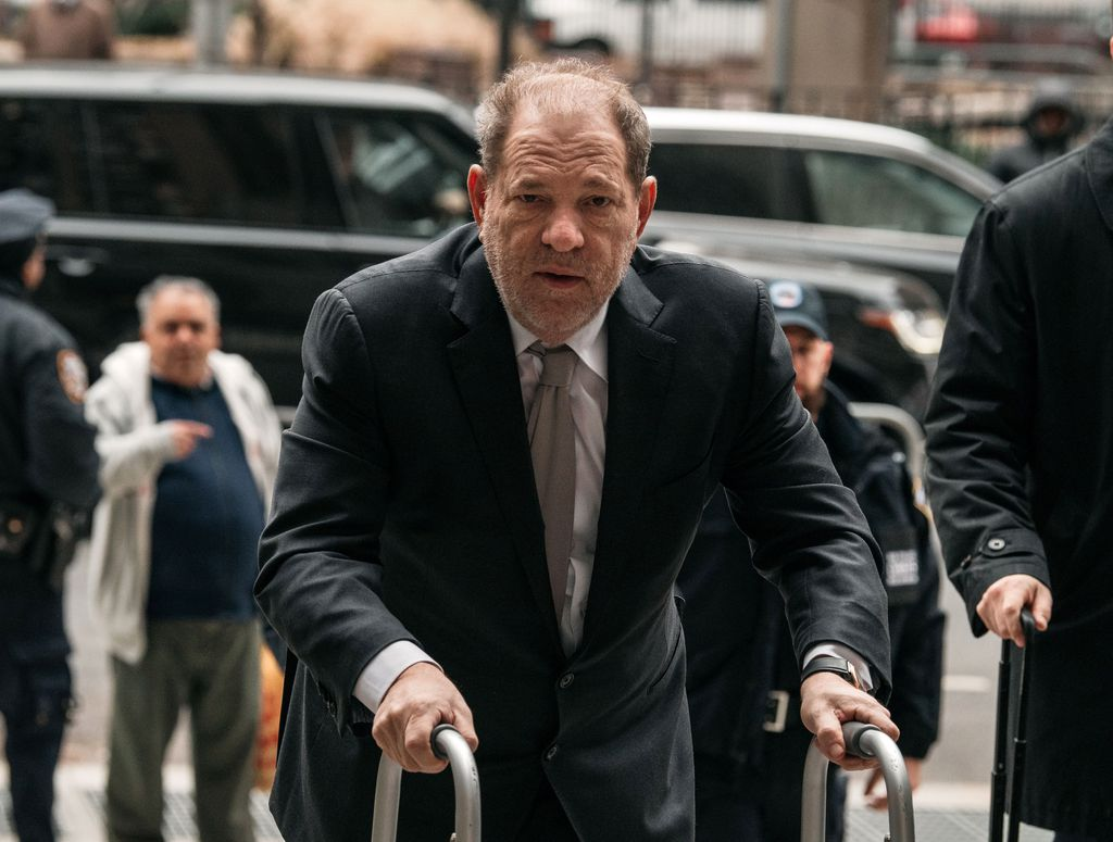 اتهامات جديدة بالاعتداء الجنسي تلاحق وحش هوليوود