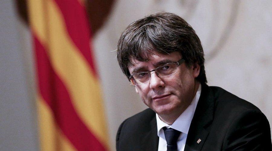 رئيس كاتالونيا المطلوب يسلم نفسه في بلجيكا