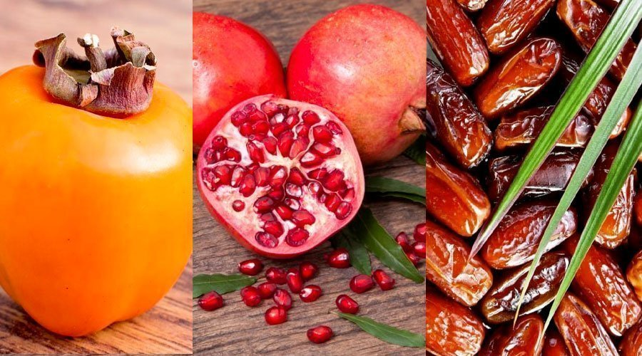 صحتك في ثلاث ثمار فاكهة