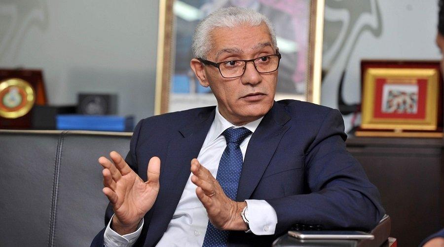 العلمي يتهم الأجانب بسرقة الأدمغة المغربية