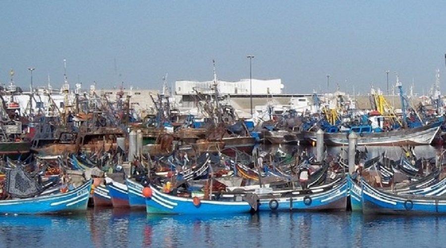 تراجع حركة النقل التجاري بميناء آسفي بنسبة 13,1 متم أبريل الماضي