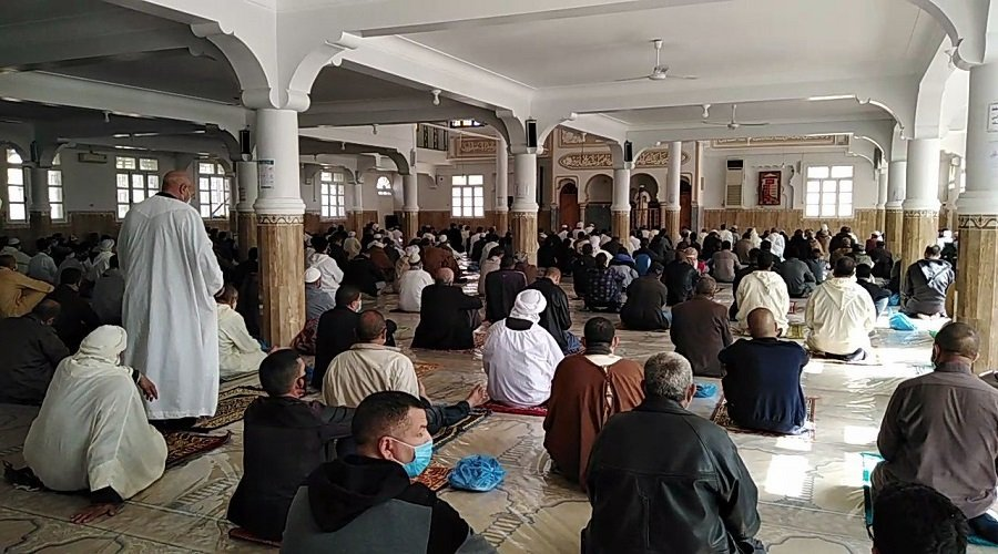 النظام الجزائري يستغل المساجد لمهاجمة المغرب من منابر صلاة الجمعة