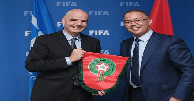 """مونديال 2026.. لجنة تفتيش من """"الفيفا"""" تزور المغرب"""