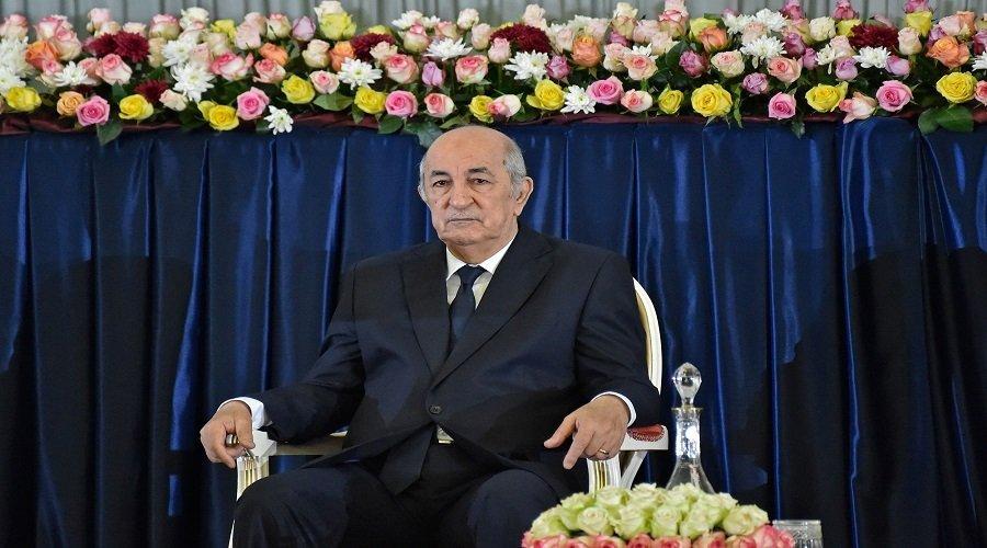 رئيس الجزائر يعود لألمانيا لاستكمال علاجه من كورونا