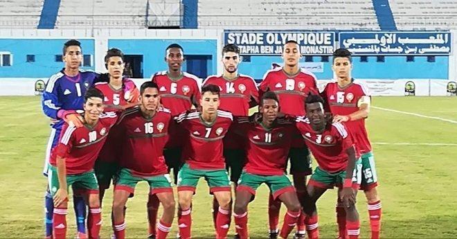 المنتخب الوطني لأقل من 17 سنة يتأهل لبطولة إفريقيا