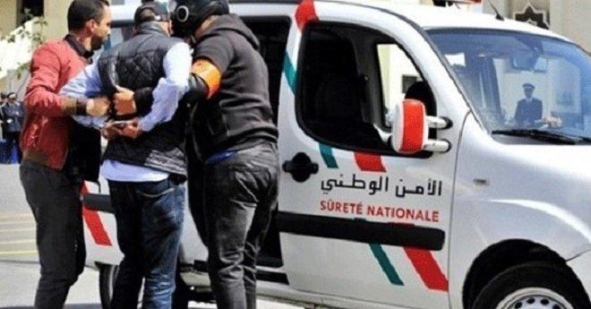 اعتقال نجل رئيس جماعة دهس شرطيا بسيارته ولاذ بالفرار