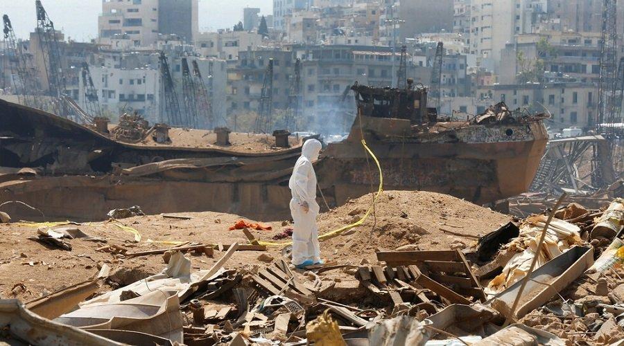 وفاة زوجة سفير هولندا بعد إصابتها في انفجار بيروت