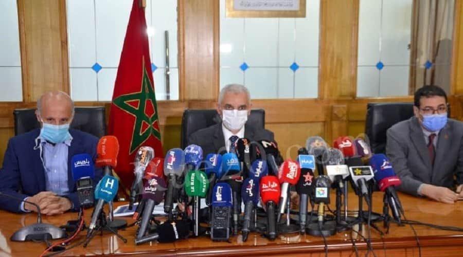 وزير الصحة: الحالة الوبائية بالمغرب مقلقة وأتفهم أن الجميع مقلق وغضبان لكن الحالة الوبائية لم تترك لنا خيار