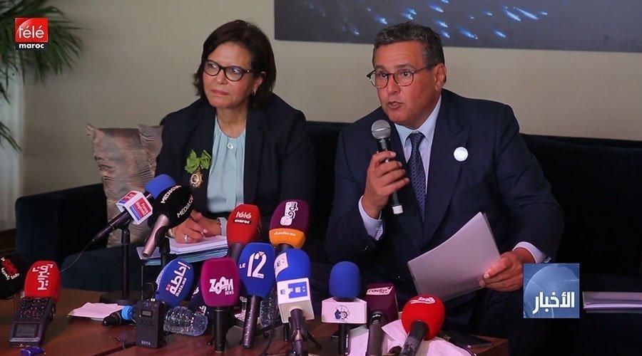 أخنوش يتباحث مع وزير الفلاحة والصيد البحري الإسباني لتعزيز الشراكة بين البلدين