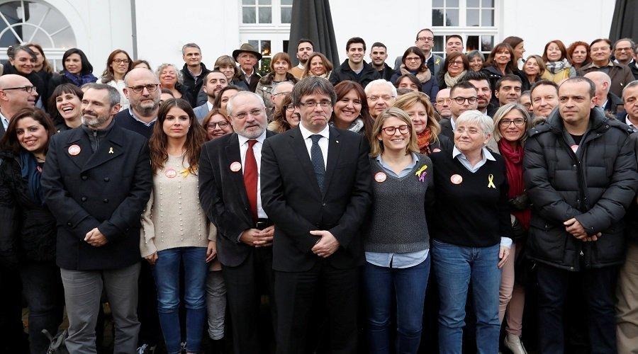 انطلاق محاكمة قادة كاتالونيا الانفصاليين في مدريد