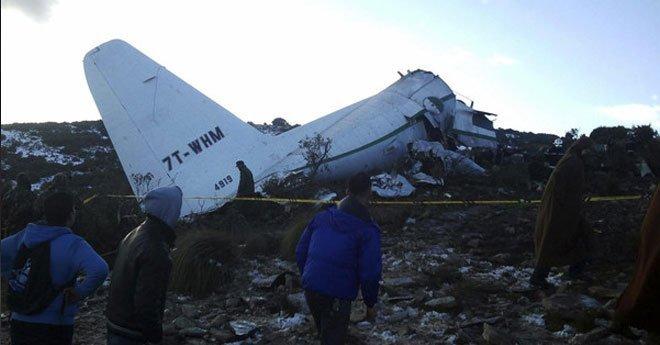 """تحطم طائرة بالجزائر.. ارتفاع عدد القتلى إلى 257 شخصا بينهم عناصر من """"بوليساريو"""""""