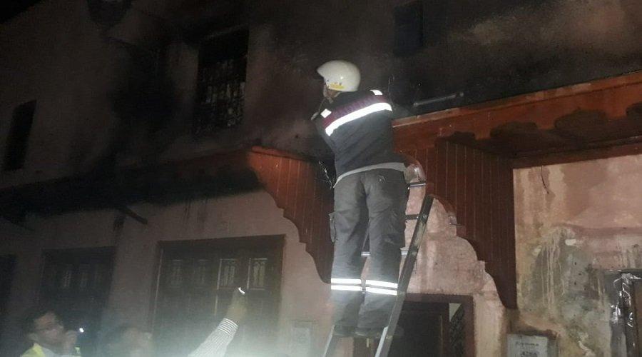 تصوير فيلم يتسبب في حريق بمشروع ملكي في مراكش