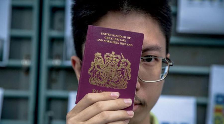 الصين تجمد الاعتراف بجواز السفر البريطاني لمواطني هونغ كونغ
