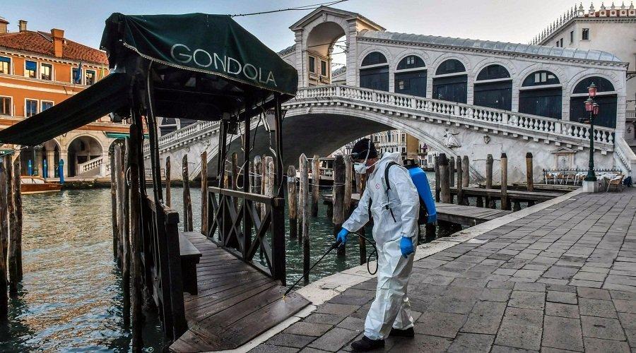 دراسة تؤكد انتشار كورونا بإيطاليا قبل أشهر من ظهوره بالصين
