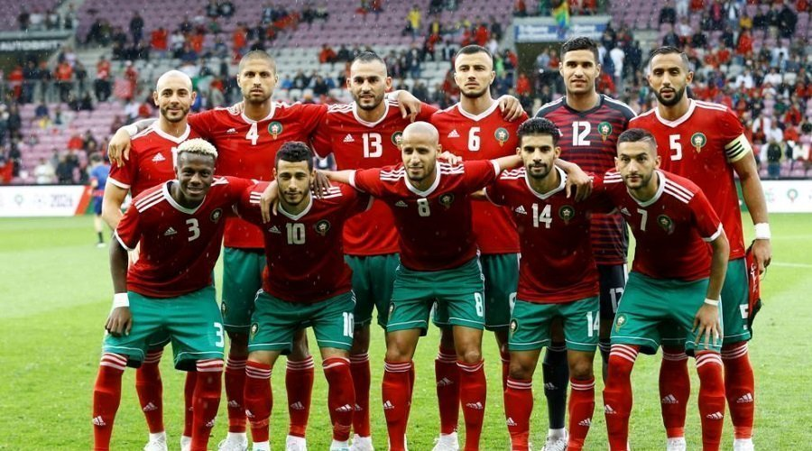 """المنتخب المغربي يتراجع في تصنيف """"الفيفا"""""""