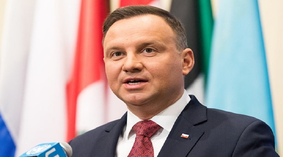 إصابة رئيس بولندا فيروس بكورونا