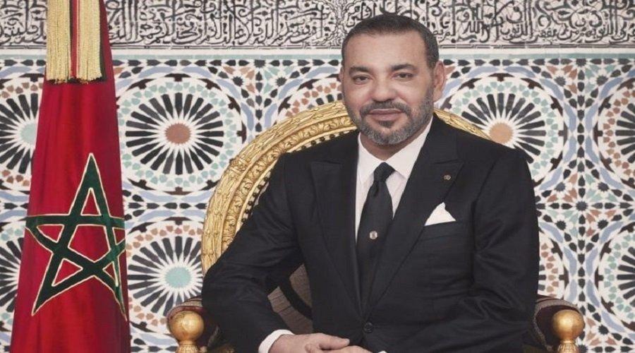 """الملك محمد السادس يعطي انطلاقة توزيع الدعم الغذائي """"رمضان 1442"""""""