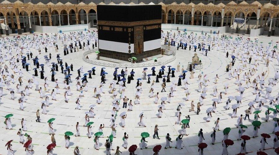 السعودية تعلن تخصيص صحن المطاف حول الكعبة للطواف فقط ابتداء من الأحد