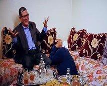الفنان محمد مهيول يهدد العشابي ويحكي عن سر إعجابه بفتاة في سجن عكاشة