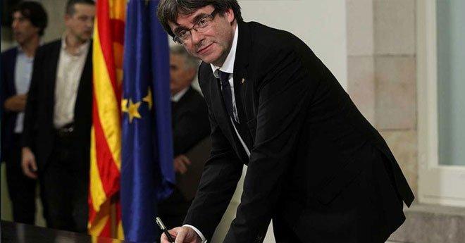 فيديو .. محكمة ألمانية ترفض تسليم زعيم كتالونيا السابق ليواجه تهمة التمرد