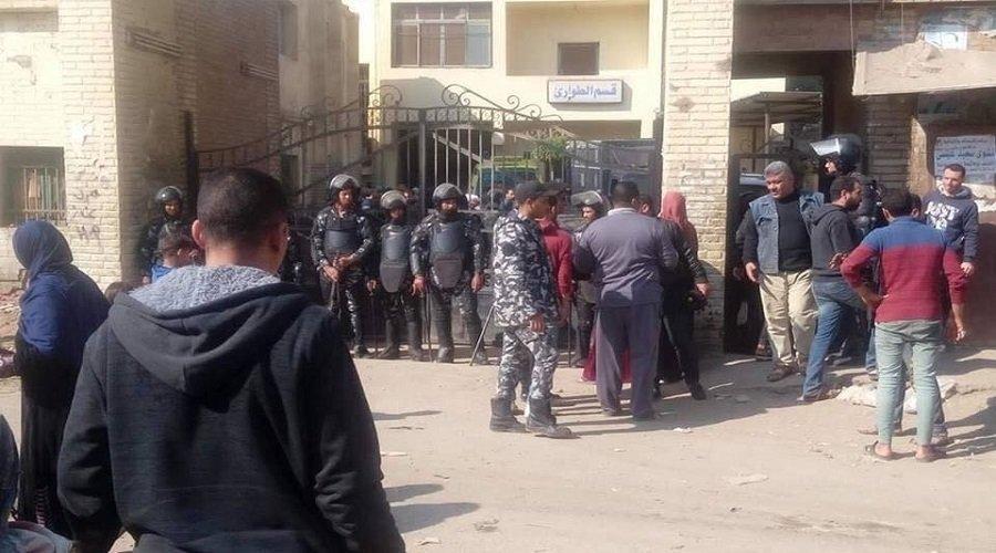أطلق النار على أسرته وعلى المارة.. مصري يرتكب مذبحة في الجيزة