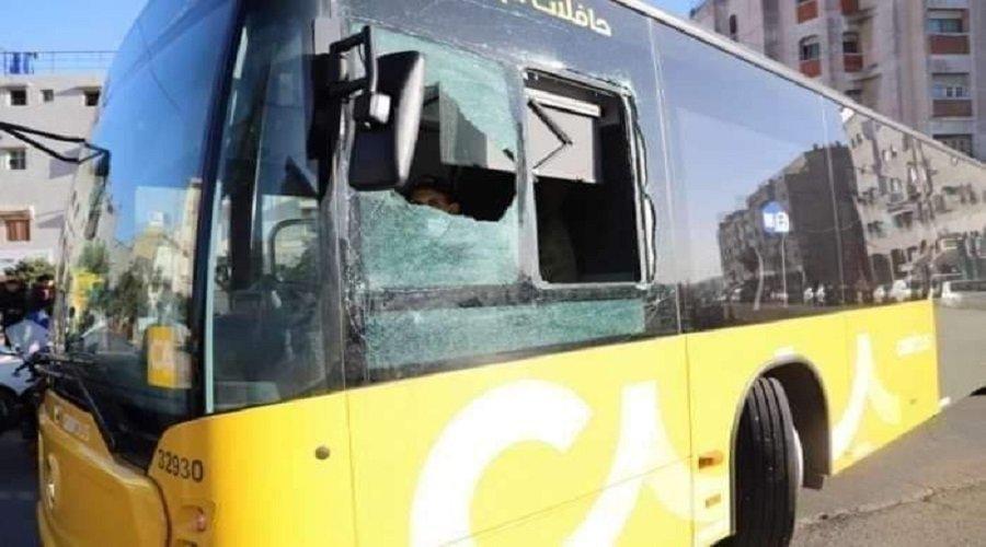 3 سنوات سجنا نافذا في حق مخرب حافلات البيضاء الجديدة