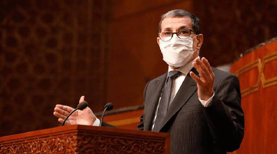 العثماني يعلن عن إعداد مشروع قانون مالية تعديلي خلال الأيام المقبلة