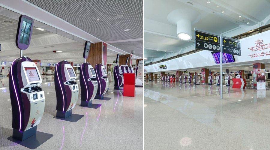 """""""لارام"""" تشرع في استعمال محطة مطار البيضاء الجديدة ابتداء من هذا التاريخ (صور)"""
