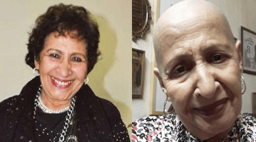 فنانة مغربية تتطوع لمساعدة عائشة ماه ماه