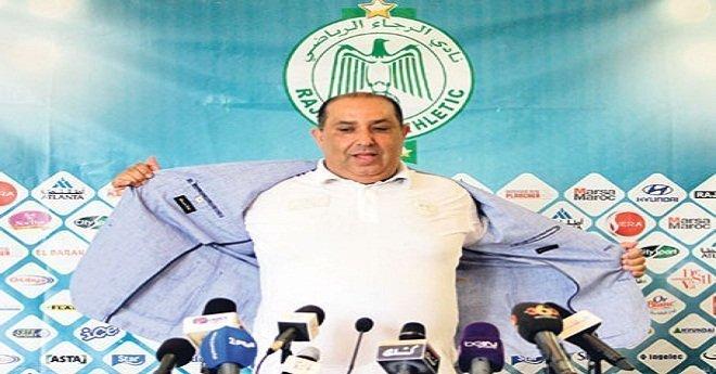 هل  يتحدى حسبان جامعة لقجع؟
