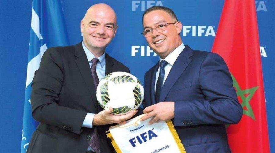 """اجتماع هام لـ """"الفيفا"""" بمراكش قد يحسم في ترشّح المغرب لمونديال 2030"""