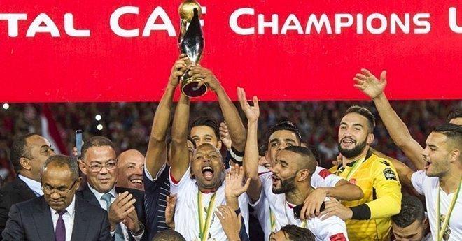 لأول مرة في تاريخه.. الوداد يفوز بكأس السوبر الإفريقي
