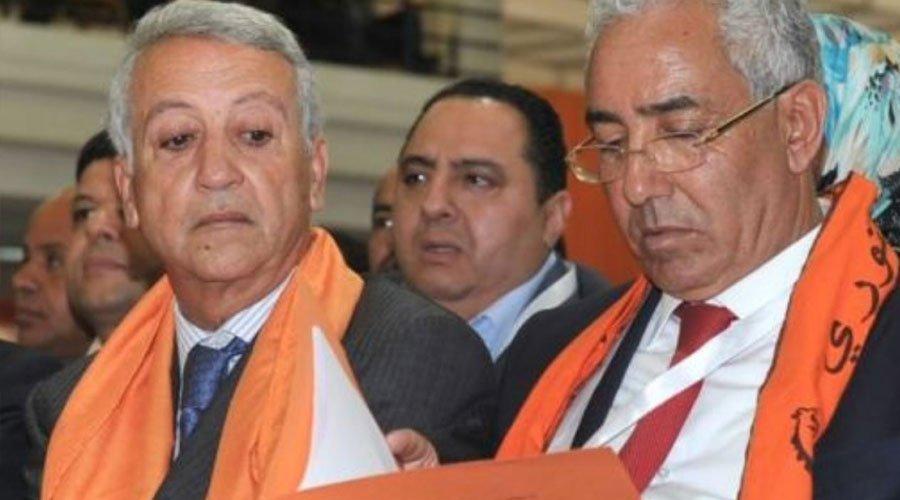 الخلاف بين ساجد والراضي يربك حسابات حزب «الحصان»