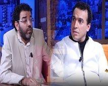 محمد عزام بهلول يطلق النار على زوجته في عندي مايفيد ويعترف للعشابي بفبركة الكاميرا الخفية