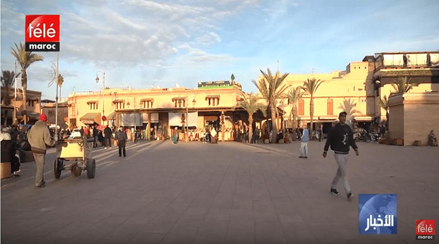 ثلاثة ملايين سائح زاروا مراكش خلال سنة 2019