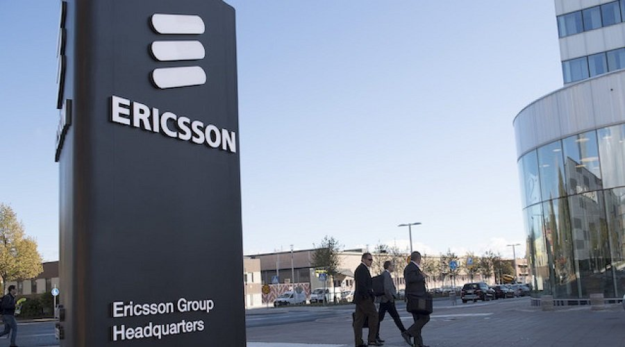 إريكسون تتوج بجائزة المزود الرائد في مجال التحول الرقمي