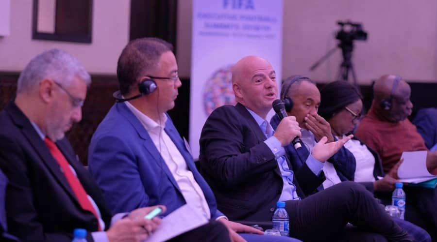 بالصور.. انطلاق أشغال القمة التنفيذية للاتحاد الدولي لكرة القدم بمراكش