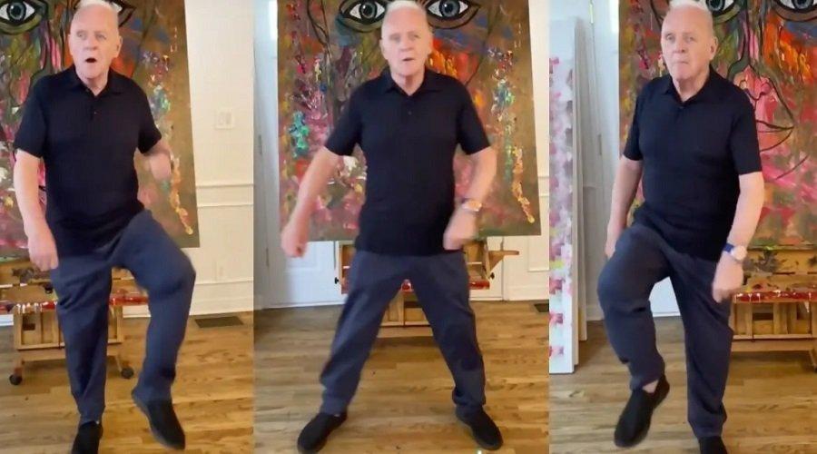 بالفيديو ... عن عمر يناهز 82 سنة هوبكينز يرفع التحدي في وجه أرنولد وسطالون