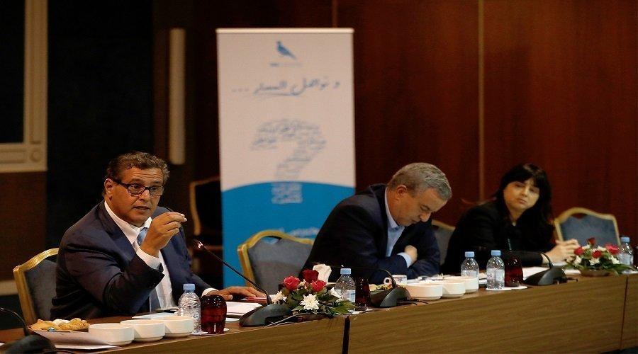 """""""الأحرار"""" يدعو لتسريع المصادقة على قانون التربية والتكوين ويوجه رسالة خاصة للمنتخب المغربي"""