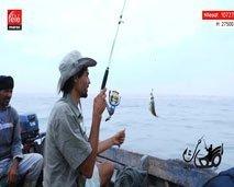 الرايس هشام غاندي يكشف لنا أسرار الصيد بالقصبة
